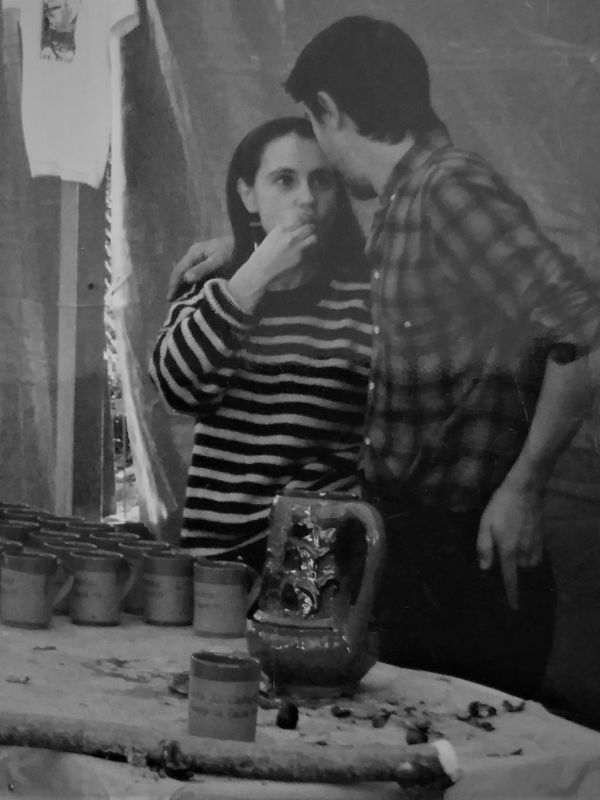 Hortensia y Manuel